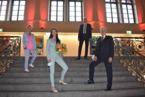 Anja Pfeiffer wird Beigeordnete der Stadt Kaiserslautern