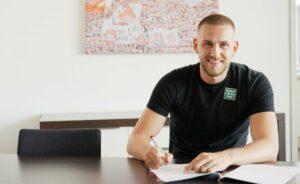 René Klingenburg verstärkt den FCK
