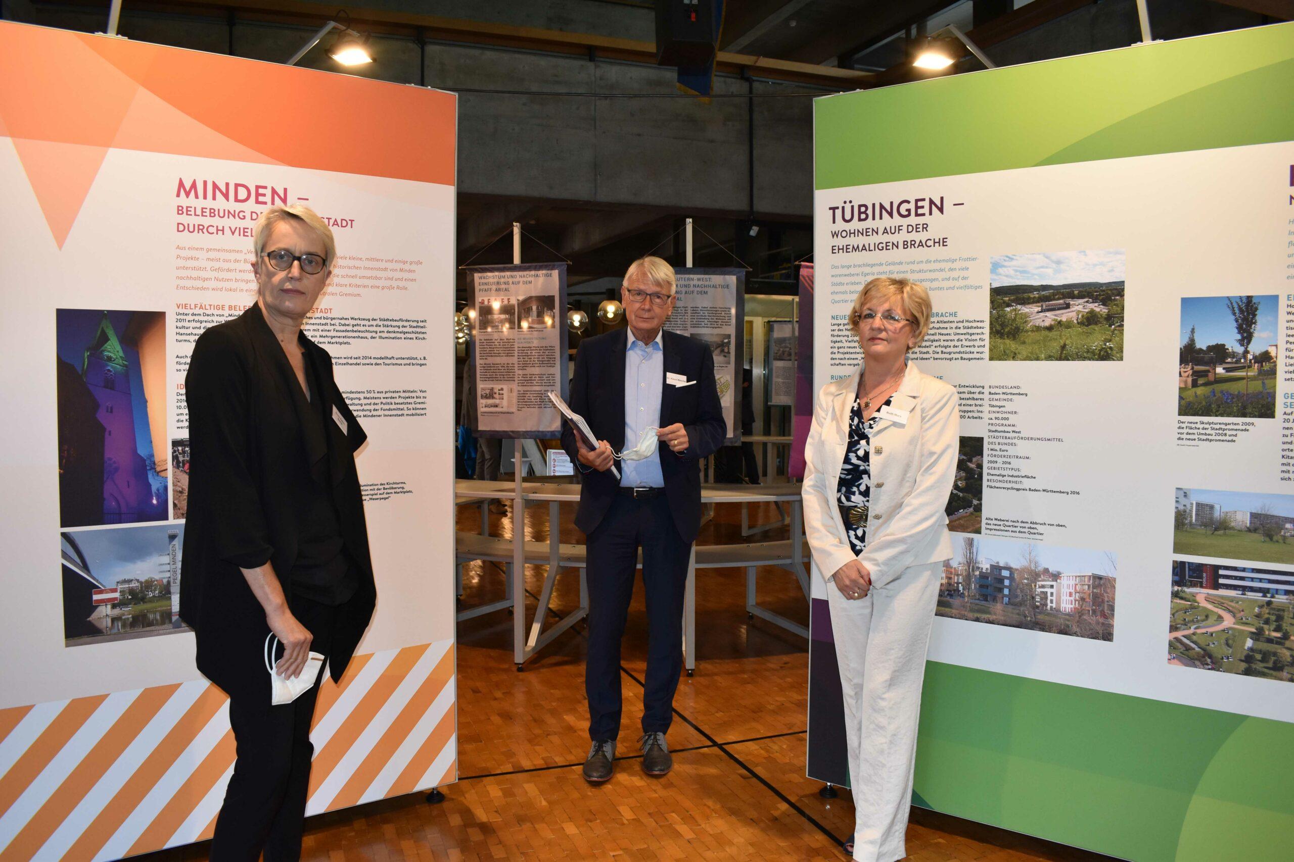 Bundes-Ausstellung zur Städtebauförderung startet in Kaiserslautern
