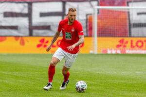 Tim Rieder verlässt den FCK