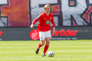 Felix Götze läuft weiterhin für den FCK auf