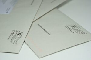Briefwahl beginnt