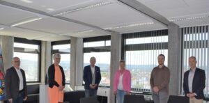 40 Jahre Stadtverwaltung Kaiserslautern