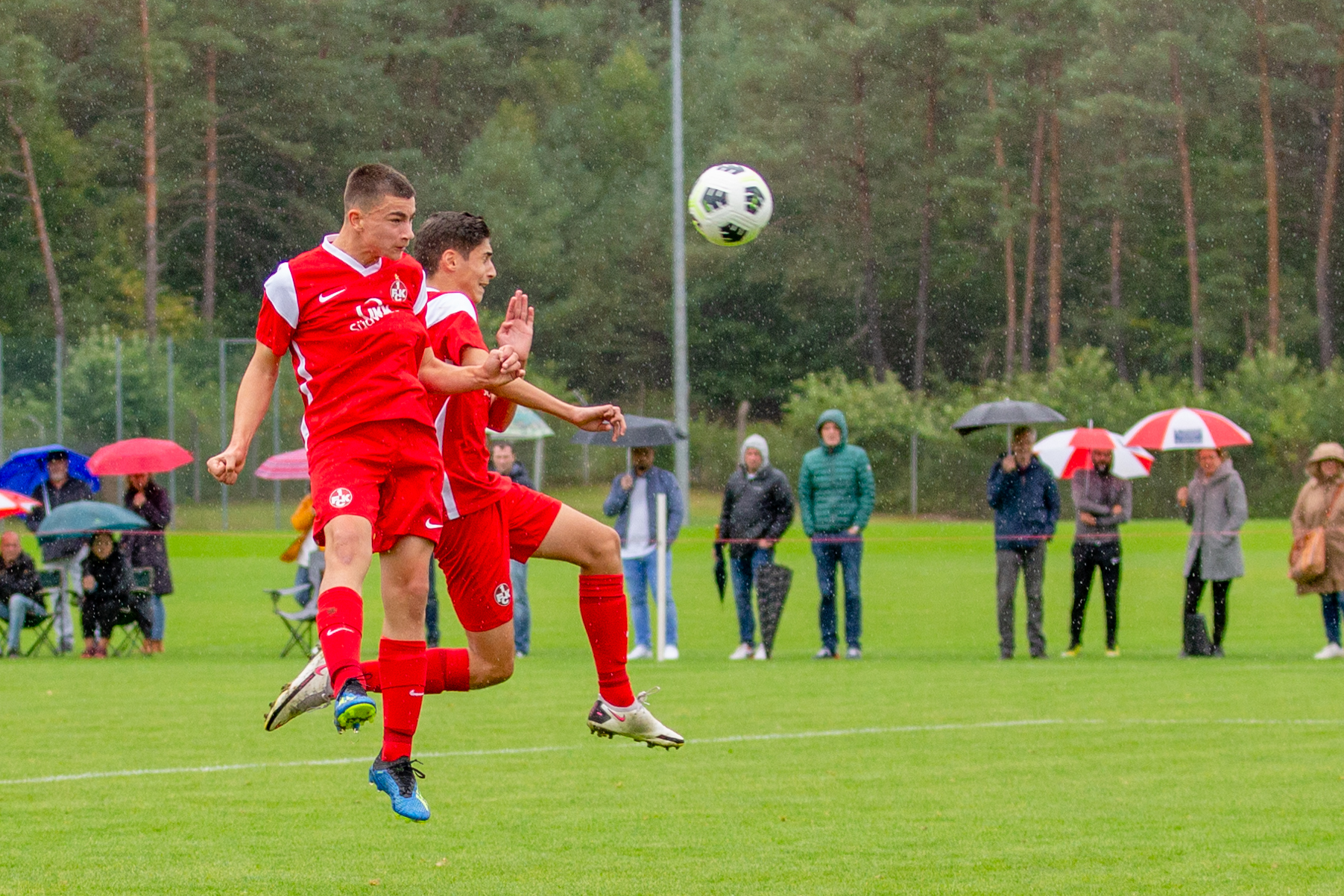 1. FCK U16 auch weiterhin auf Erfolgskurs