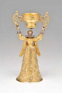 Nürnberger Goldschmiedekunst des ausgehenden 16. Jahrhunderts