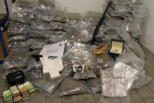 Schlag gegen Drogenkriminalität